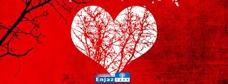 اغلفة للفيس بوك قلوب رومانسية رائعة : heart covers for facebook