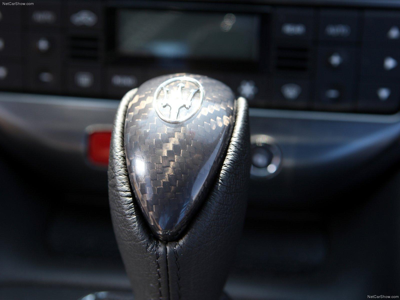 Hình ảnh siêu xe Maserati GranTurismo S Automatic 2010 & nội ngoại thất