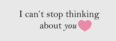 yes you can stop thinking about it