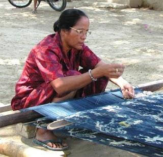 tenganan village, ikat, ikats, fabric, fabrics