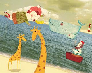 dicas para ilustrar livros infantis
