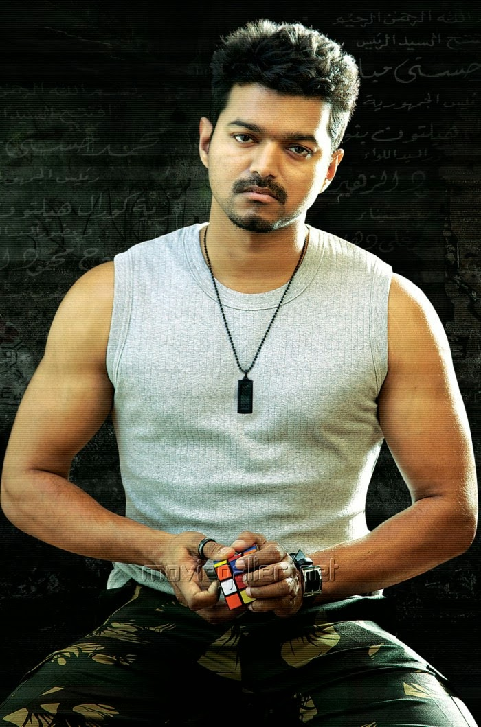 Thuppakki vijay stills latest celebrity
