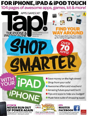 Tap! The iPhone and iPad Magazine - December [2012]
