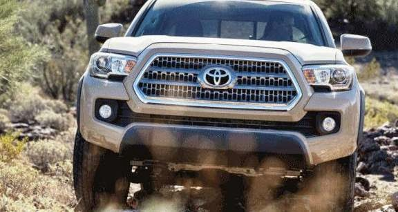 2016 Toyota Tacoma TrD Off-Road 4×4 Review