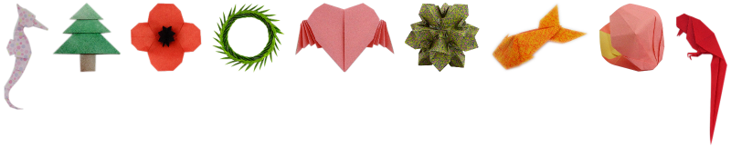 Aileen Edwin Origami Designs