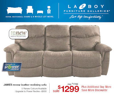 Lazboy Furniture Galleries Sale