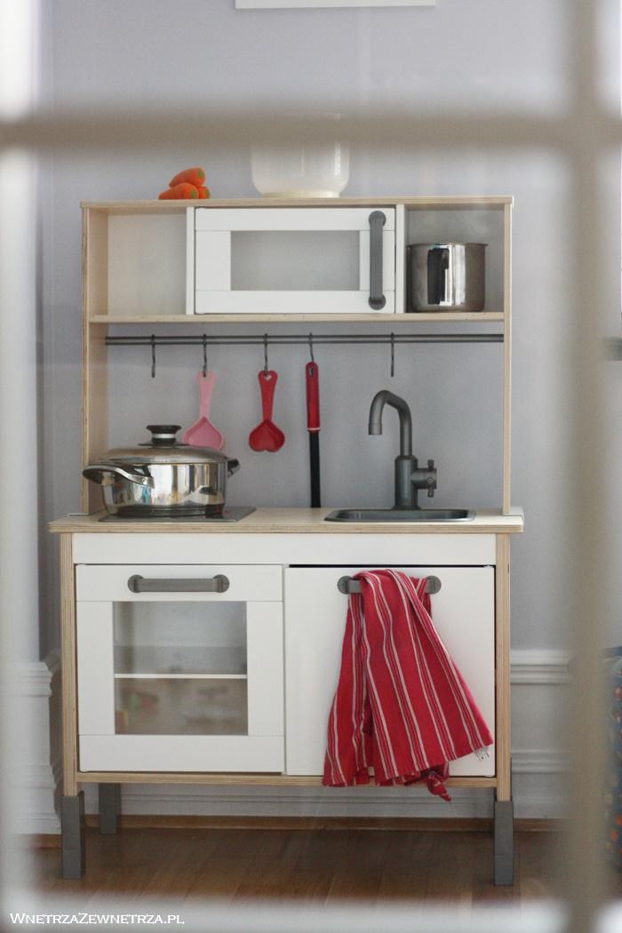 Wnętrza Zewnętrza  blog wnętrzarski Trzylatek gotuje! -> Kuchnia Ikea Dzieci