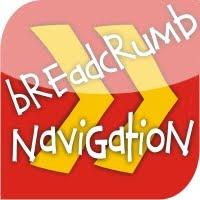navigasi breadcrumb