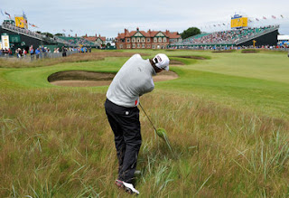 British Open 2012 : Adam Scott Leading in First Day