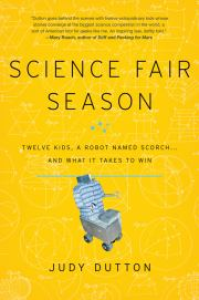science fair season book by Judy Dutton