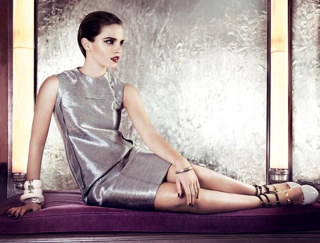 emma watson vogue 2011 photoshoot. Emma Watson Vogue july 2011