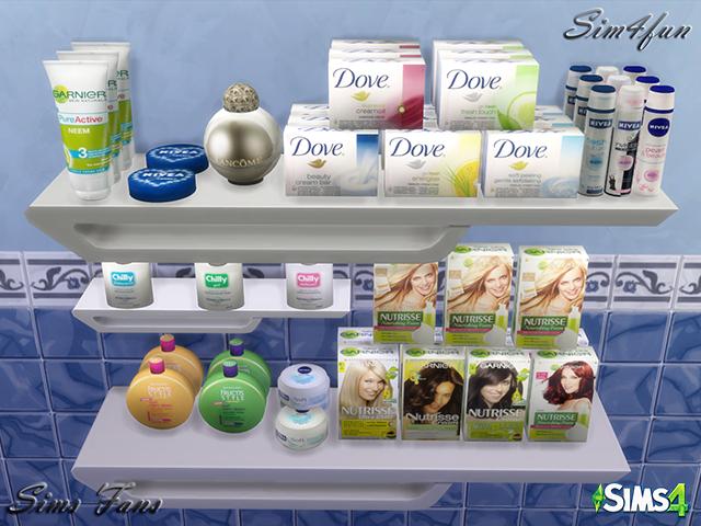 My Sims 4 Blog Bath Beauty Products By Sim4Fun