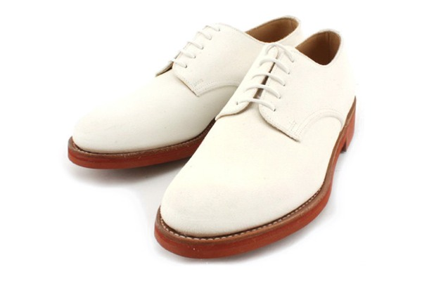 thehistorialist oxford white bucks an american classic