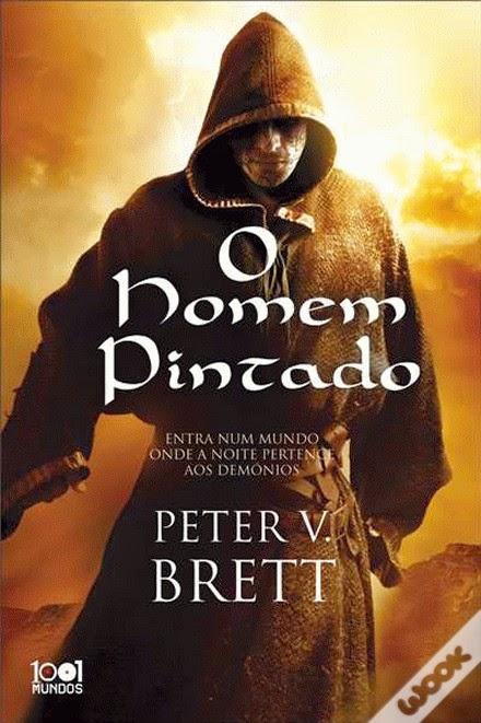 Peter V. Brett_O Homem Pintado_