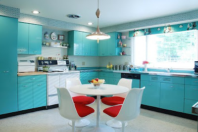 Metal Kitchen Cabinets Design