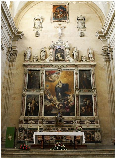 Inmaculada Concepción Jusepe Ribera Agustinas de Monterrey