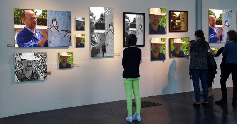 Exposición de Mosaicos Artísticos 50 aniversario.1967-2017.