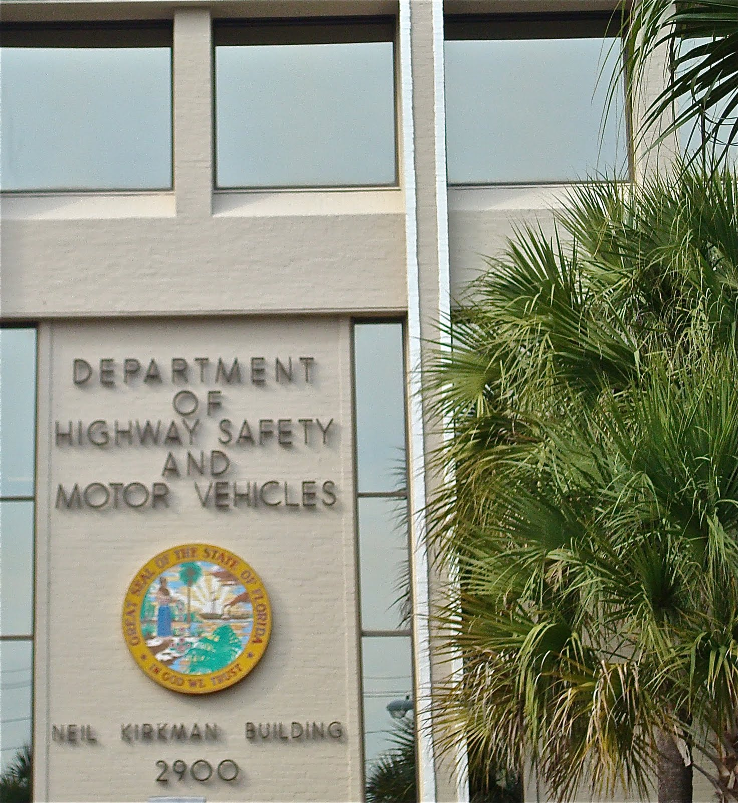 Dept motor vehicles florida for Fl department of highway safety and motor vehicles