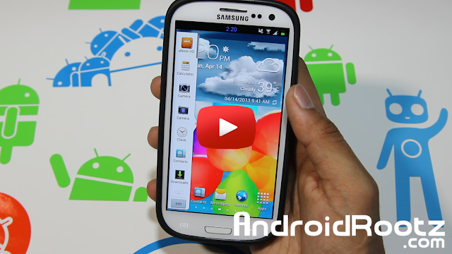 ROM for Galaxy S3! [S4 Features] [T-Mobile/AT&T/Verizon/Sprint