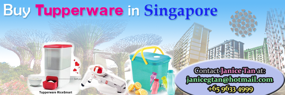 Buy Tupperware in Singapore
