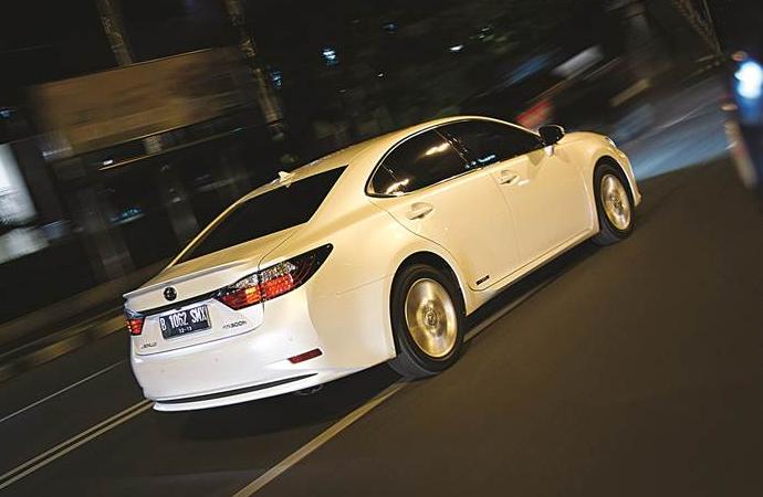 Lexus Electric Car Model
