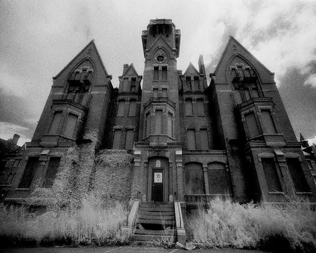 Arquitecturas olvidadas: 14- El Danvers State Hospital