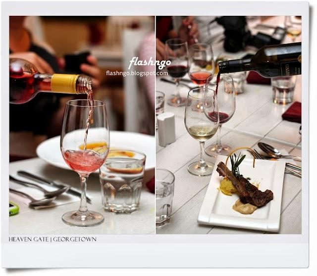 槟城美食 | Heaven Gate | 诺亚方舟美酒晚宴