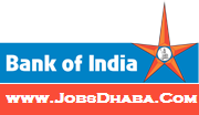 Bank of India Recruitment, Bank Jobs, Sarkari Naukri