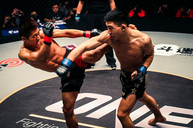 Ji Xian Song Da Yong ONE FC 24 Dynasty of Champions China