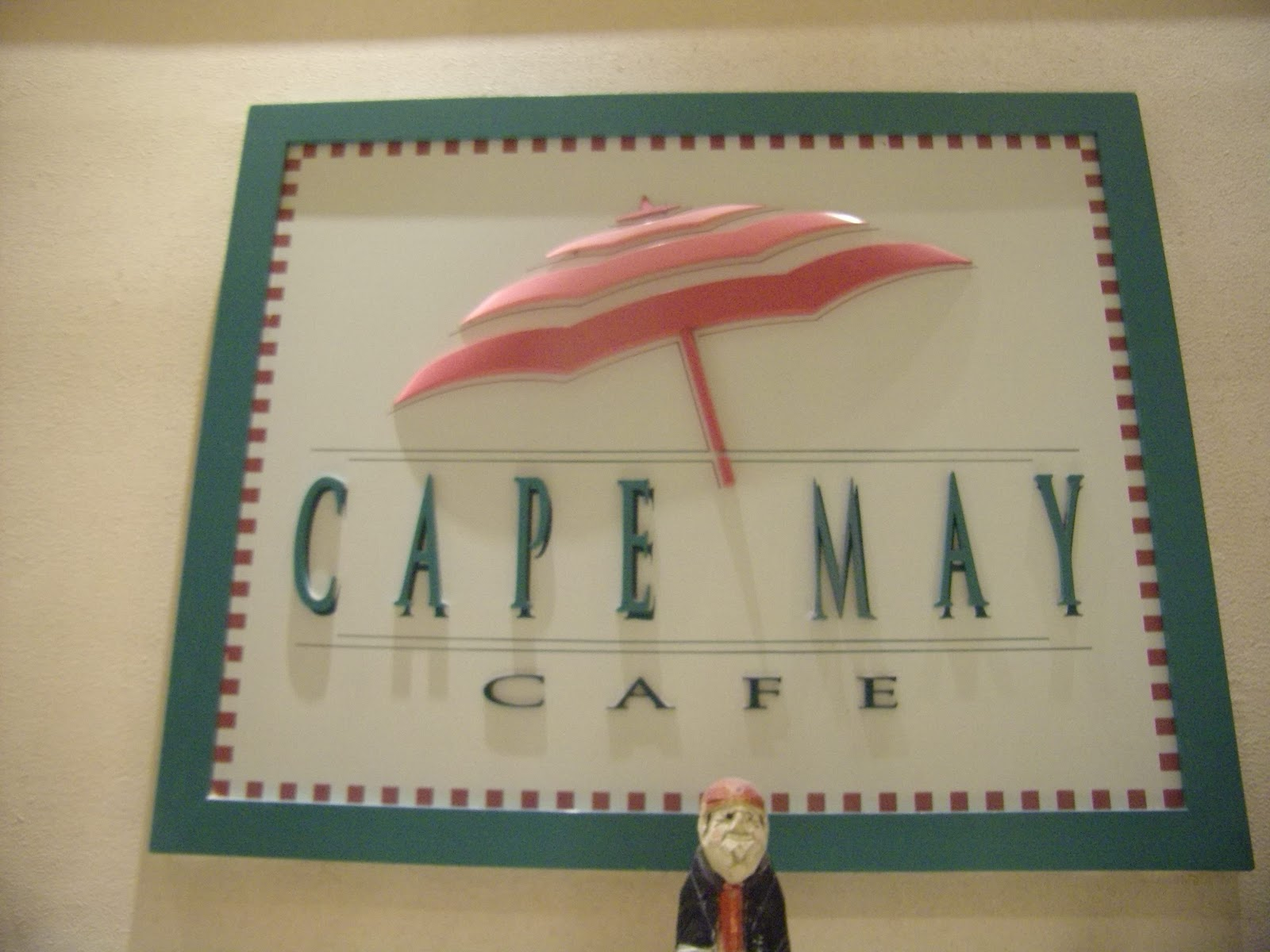 Dining At Cape May Cafe
