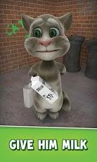 لعبة القط الناطق مجانا على اندرويد