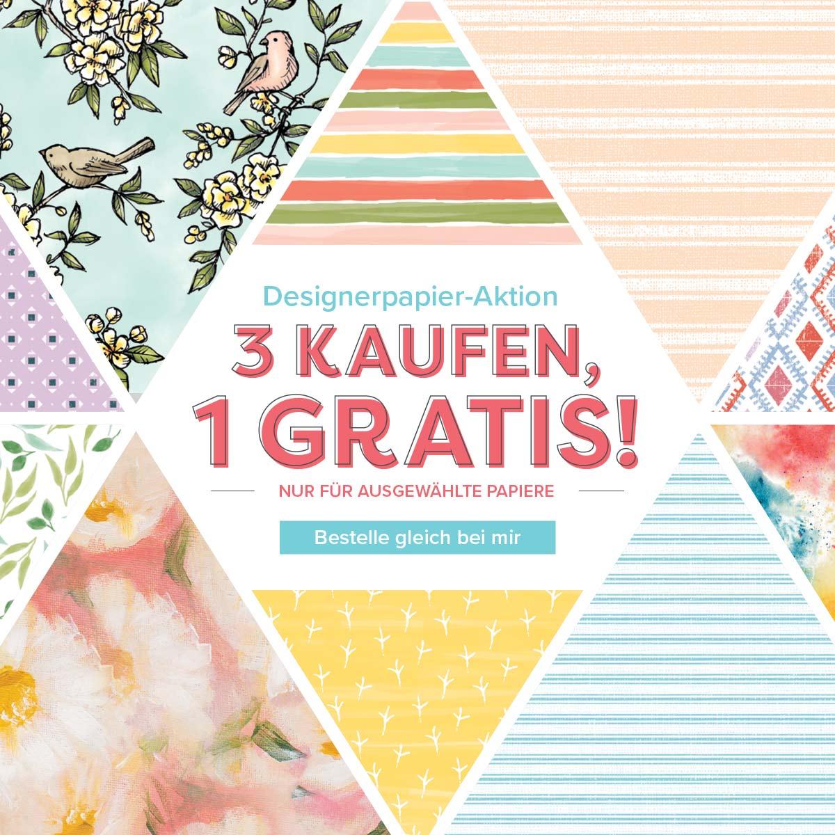 Designerpapier-Aktion vom 04.-30.09.2019