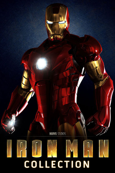 Trilogia: Iron Man (BRRip 1080p Dual Latino / Ingles) (2008-2013)