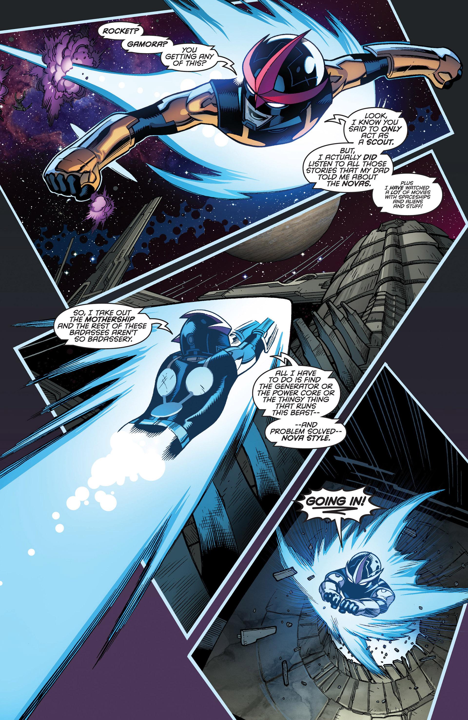 Nova (2013) - Chapter  4   pic 6
