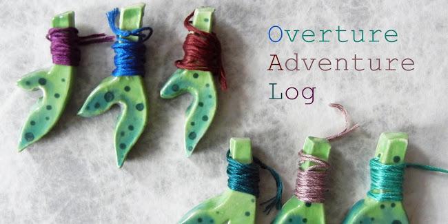 Overture Adventure log