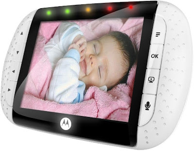 Motorola MBP36 Wireless Baby Monitor