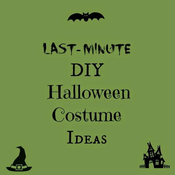 last minute costume graphic in green