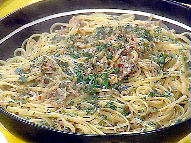 An Evening Meal: Linguini