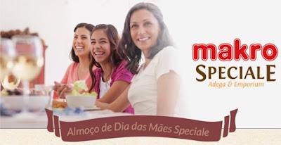 Como participar promoção Makro dia das mães 2013
