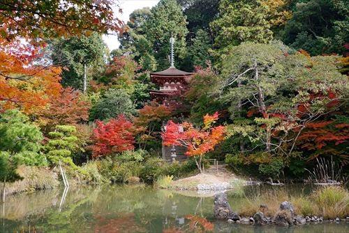 浄瑠璃寺(じょうるりじ)