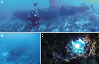 Ditemukan Stonehenge Misterius Bawah Air di Sisilia
