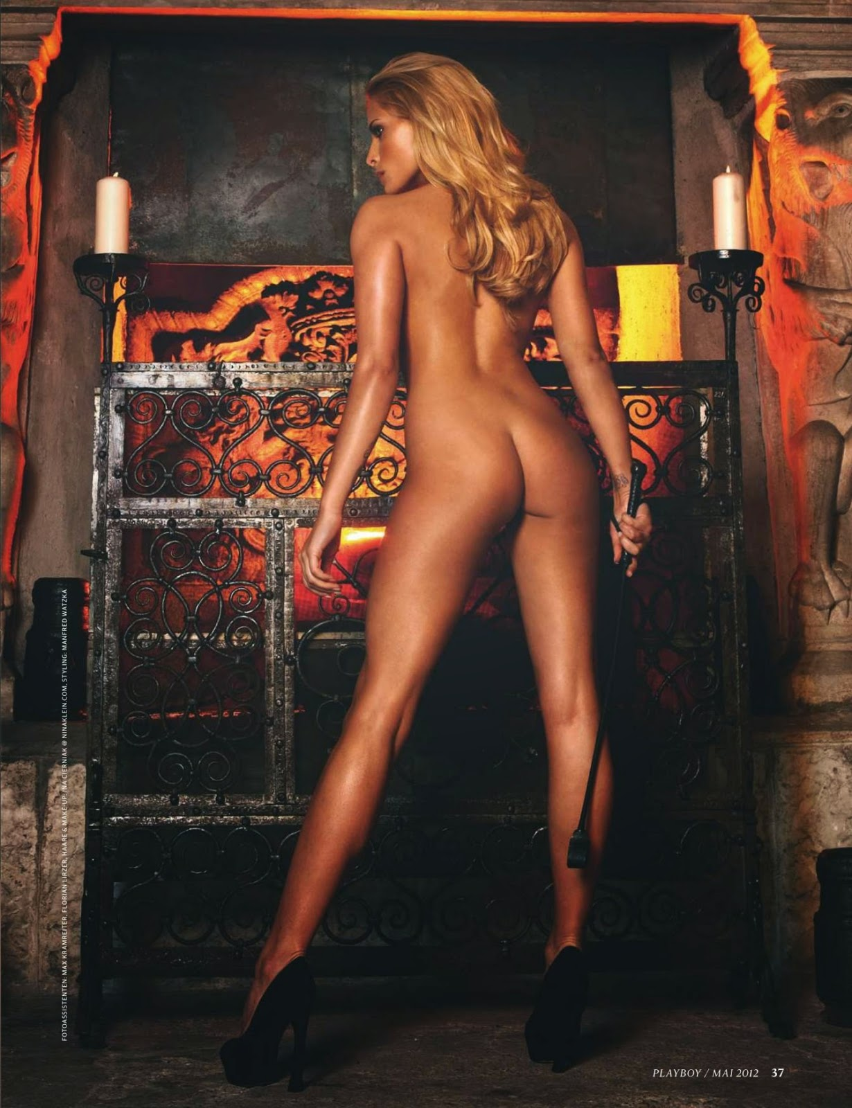 Журнал для взрослых adult: Sophia Thomalla - Playboy ...: ijadult.blogspot.com/2015/04/sophia-thomalla-playboy-may-2015...