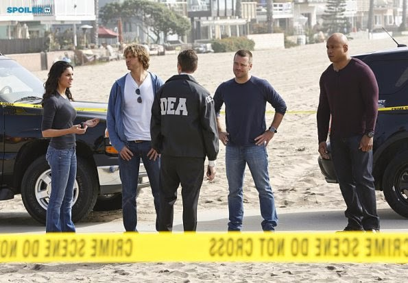 """NCIS: Los Angeles - Savoir Faire - Review: """"Character Fun"""""""