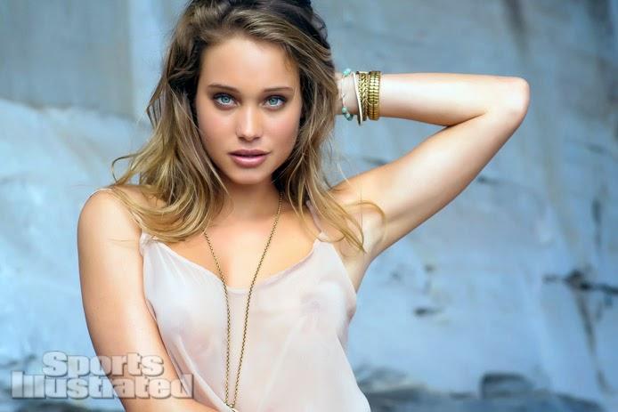 NUDE: Celebrity Swimsuit model Hanna Davis naked