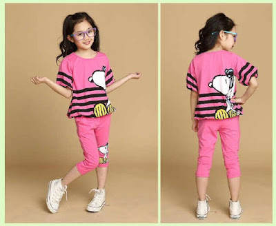 Model Baju Anak Perempuan 2015