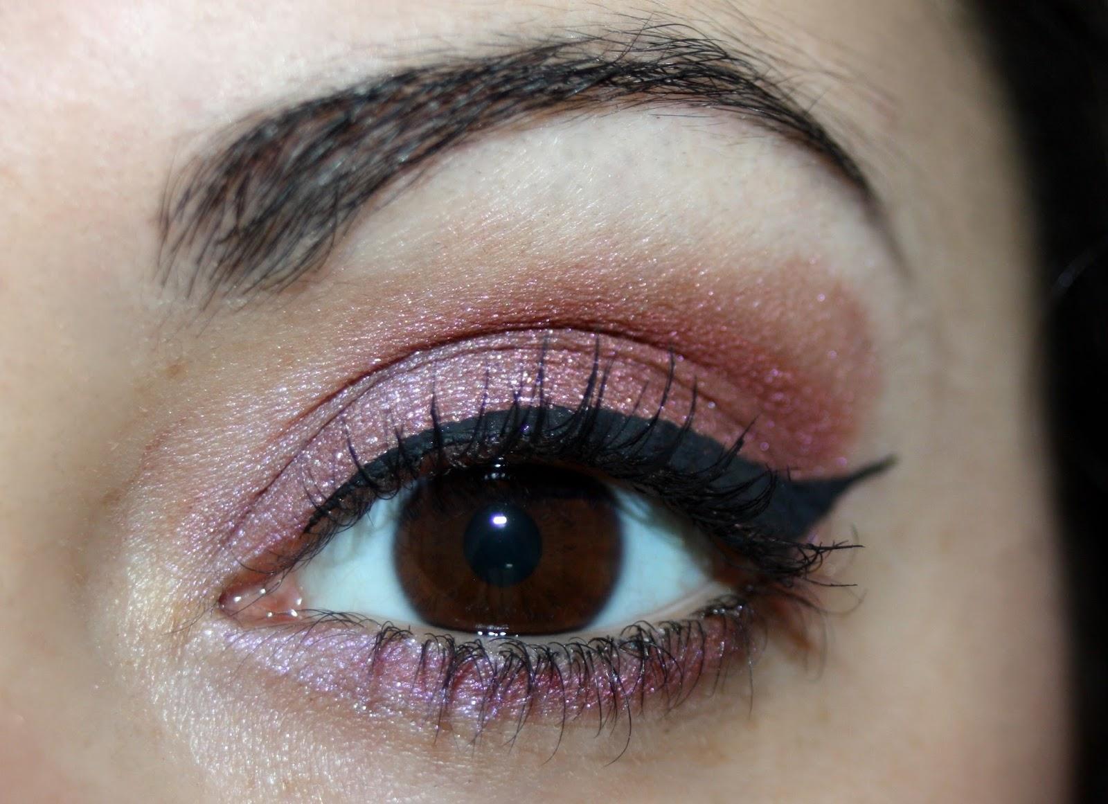 maquillage irise