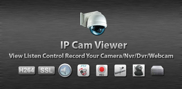 IP Cam Viewer Pro v4.6.9 Apk App