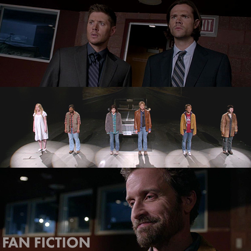 "Supernatural 10x05 ""Fan Fiction"" - One of the Top 5 Episodes of Season 10 of Superantural by freshfromthe.com"