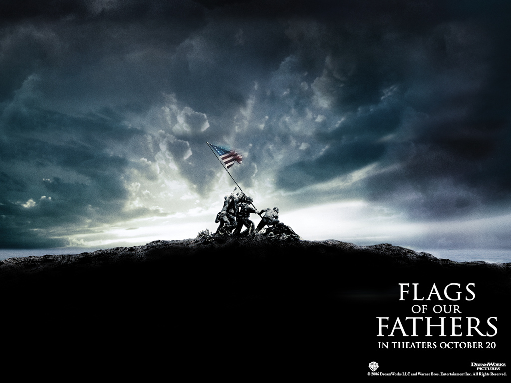 flag of our fathers Flags of our fathers (2006) r | 135 min | drama , history , war the life stories of the six men who raised the flag at the battle of iwo jima, a turning point in world war ii.
