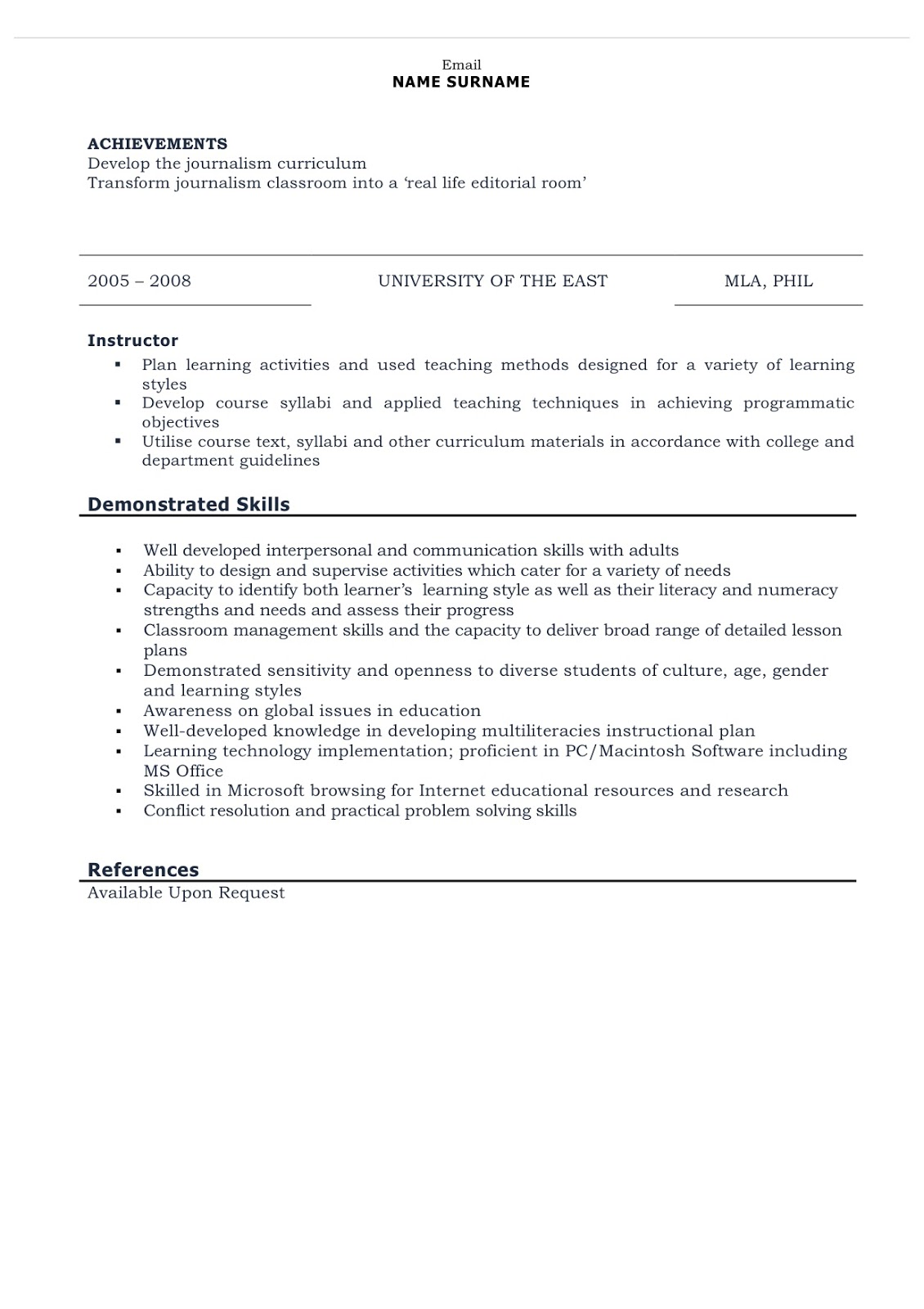 combination resume template html combination resume template job seek 101 how to write a resume combination resume